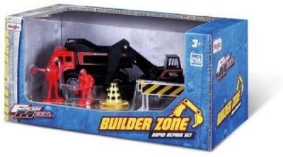Maisto Remote Control Toys Maisto Fresh Metal Rapid Repair Zone