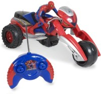 Silverlit Remote Control R/C Spider Trike(360 Degree Spinning) (Multicolor)