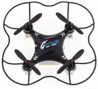 Stylezit Space Trek Quadcopter Ufo 2.4ghz 4ch 6-Axis Gyro 360-Degree Mini Rc (Black)