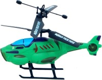 TRD Store Jat-in R/C Control Avenger Series 2 Channel Helicopter With Light (Hulk) (Green)