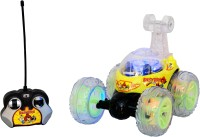 Parv Collections Angry Bird Stunt Car (Multicolor)