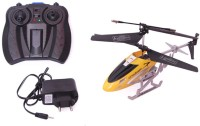 Saffire 3.5 Channel Remote Control Helicopter (Yellow)