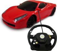 AV Shop 1:24 Radio Control Racing Model Car (Red)