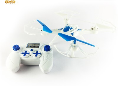KBnBS RC Quadcopter Drone (x16 Evolved 6 Axis 2.4ghz Version) With One Key Return (Blue)