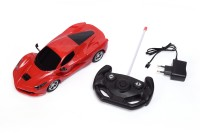 Unica Modern Car 1:16 Remote Control Rechargeable Car (Red)