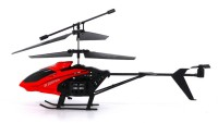 Tickles 2CH IR RC Control Helicopter Toy For Kids (Red)
