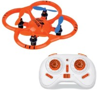 Basetronix 6-axis Ufo Intruder Mini Rc Quadcopter Ready To Fly 2.4ghz (Orange)