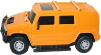 Z10 Remote Control Hummer Model Car Scale 1:16 With Charger Kit Gift Toy For Kids (Yellow)