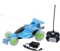 Vtc X-Gallop Cross Country Real Racing Remote Control Car (Blue)