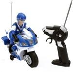 Surya Remote Control Toys Surya Remote Police Motorcycle