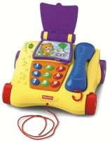 Fisher-Price Counting Friends Phone (Multicolour)