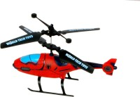 TRD Store Jat-in R/C Control Avenger Series 2 Channel Helicopter With Light (Spider Man) (Red)
