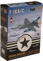Easy Model F-16 A/C MLU BAF 1st SQD Belgium 2003 Die Cast Aircraft (Multicolor209)