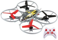 Emob 360 Eversion Drone With 4 Channel 2.4GHZ X4 Assault Remote Control Quadcopter (Multicolor)