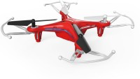 Toyhouse X13 Storm 2.4G RC Drone With Headless Mode Red (Red)