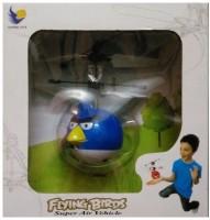 9Perfect Angry Bird Sensor Flying Aircraft (Blue)