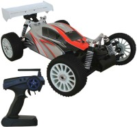 AdraXx Professional RC Racing Electric Brushless Buggy Complete Kit With Rx-Tx (Multicolor)