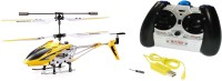 ToysBuggy Syma S107G 3 Channel Remote Control Helicopter With Gyro (Yellow)