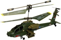 Saffire 3 Channel Beast Helicopter (Multicolor)