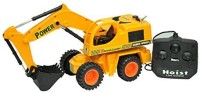 Shop & Shoppee JCB Remote Control Shovel Loader Truck Toy (Multicolor)