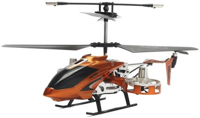 The Flyer's Bay Remote Controlled 4 Channel Avatar Fighter Helicopter (Orange) (Multicolor)