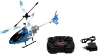 Shape N Style 3.5 Channel Flying King Sky Writer RC Control Helicopter (Multicolor)