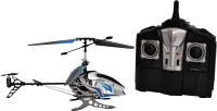 SG 4 Channel Through-Sky In-Built Gyroscope Helicopter Toy Rechargeable (Blue)