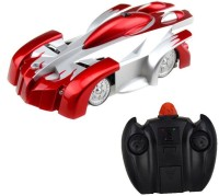 Shopo Wall Climbing Climber Radio Remote Control Car (Red)