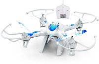 Venus 2.4G 4ch 6 Axis Gyro RC Quadcopter With HD Camera (White)