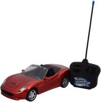 Vtc Hurricane W/O Hood Remote Control Car (Red)
