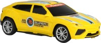 Emob Gravity Sensor RC Racing Furious 4 Suspended Manipulation Car - Yellow2 (Multicolor)