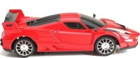 HPD Ferrai Full Function Rechargeable 1:24 Scale Remote Control Car (Red)