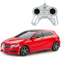 Toyhouse Toyhouse Radio Remote Control 1:24 Mercedes-Benz A-class RC Scale Model Car Red (Red)