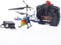 Taaza Garam Avatar 4 Channel Multicolor R/C Fighter Helicopter (Multicolor)