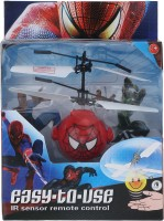 Buds N Blossoms  IR Sensor Spider Man Mini Flyer (Hot Red, Pleasing Blue)