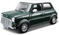 Bburago 1/32 Mini Cooper (Green)