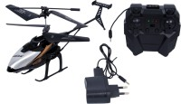 Krypton Infrared Remote Control 2-Channel Helicopter With Night Navigating Light (Multicolor)