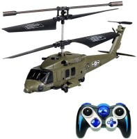 Fantasy India 3.5 Channel Toy Helicopter (Multicolor)
