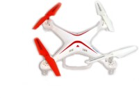 A2B 6 Axis Quadcopter Drone With Hd Camera & Video (White) (White)