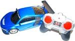 AdraxX Remote Control Toys AdraxX RC Sports Car Model with Headlights