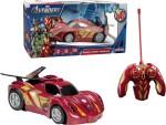 Majorette Remote Control Toys Majorette RC Avengers Iron Man Racer