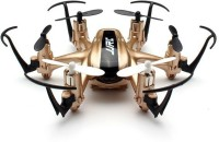 Building Mart Super Cool 2.4G 4CH Nano Hexacopter With Headless Mode (Gold)