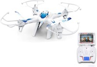 Saffire FPV X8 Big Quadcopter Drone With Real Time Video Transmission (Blue)