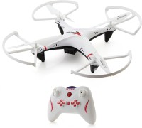 General AUX 4 Ch Drone Rc Quadcopter 6 Axis Gyro Ufo Wifi Fpv Quadcopter Drone With Hd Camera White (Red)