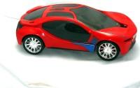 Premk Magic 3d Lights Sports Car (Red)