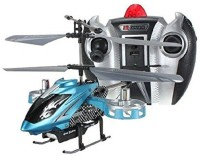Saffire 4 Channel Remote Controlled Avatar Helicopter (Blue) (Blue)