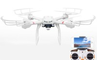 Venus MJX X101 2.4g 6-axis Gyro Real-time Video Rc Quadcopter With C4005 Wifi FPV Camera, Headless Mode, One Key Automatic Return, 3d Roll (White)