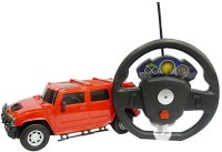 ABB 5010 Model Car Series High Quality Steering Wheel Remote Control Cars (Red, White, Yellow)