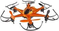 Saffire 6 Axis X12 RC Hexacopter Drone With LED Light & Headless Mode (Orange)