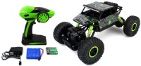 Gift World 2.4G 4WD Rock Crawler Climbing RC Off-Road Car (Green)